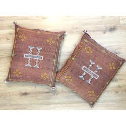 Coussins Sabra authentiques berbères