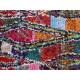 Tapis ancien Boucherouite couleurs vives