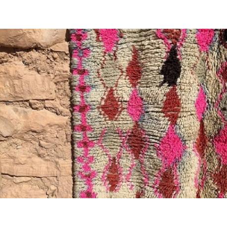 Tapis Berbere Azilal Ancien 131 285