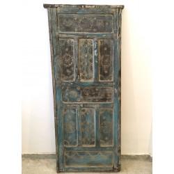 Porte ancienne du Maroc avec cadre