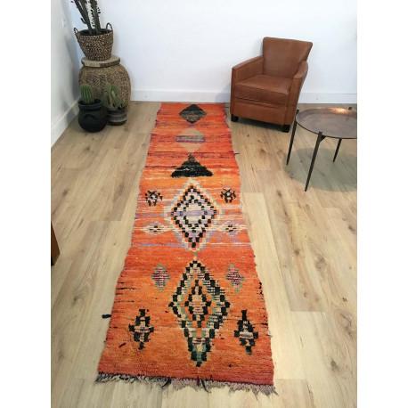 Long tapis berbère Ourika