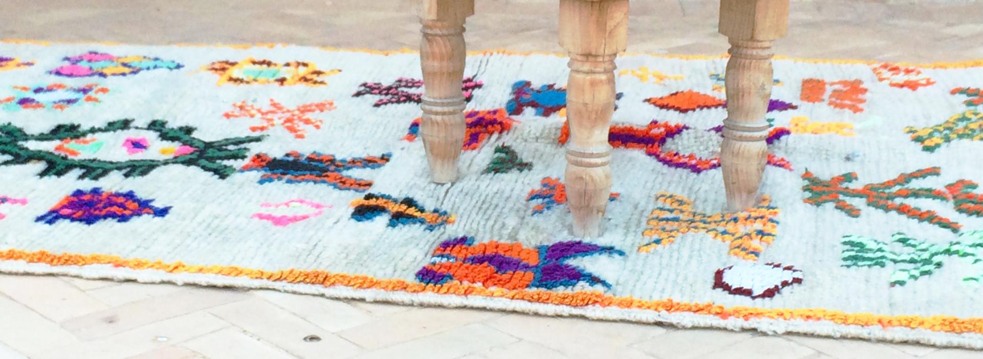Optez pour le tapis Azilal Passion Berbère